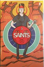 Saints #3 NM- 1st Dibujo Image Comics