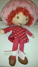 Strawberry Shortcake Bandai Stuffed Doll