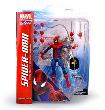 MARVEL SELECT MASKED SPIDER-MAN 2 ACTION FIGURE TOY SPECIAL COLLECTORS EDITION