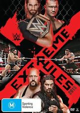 WWE: Extreme Rules 2015 DVD NEW