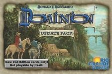 Dominion Card Game: 2nd Edition Update Pack