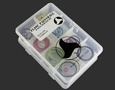 DLX Luxe 1x color coded o-ring rebuild kit by Flasc Paintball