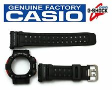 CASIO G-Shock Mudman Original G-9000 Black BAND & BEZEL Combo