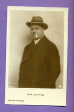 "EMIL  JANNINGS  # 1266/3  EDITION ""ROSS"" VINTAGE PH. PC.  2842"