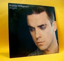Cardsleeve Single CD Robbie Williams Angels 2TR 1997 Pop Ballad Take That !