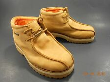 B-BOOTS BUFFALINO TAN ANKLE YOUTH BOOTS SIZE 4.5