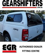EGR PREMIUM CANOPY HOLDEN COLORADO DUAL CAB RG 2012 ON 4WD 4X4 4X2 FREE FREIGHT