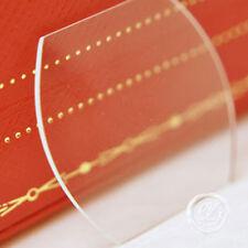 luxus4life: Louis Cartier DAUPHINE GM  neues Glas original NEU ab 1977!