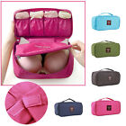 Portable Protect Bra Underwear Lingerie Case Travel Organizer Bag Waterproof HS