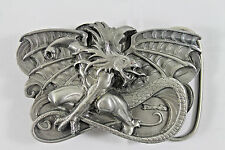 Dragon Belt Buckle - Designed by Boris Vallejo 1992