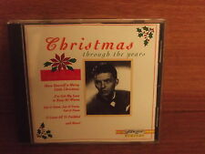 Frank Sinatra : Christmas Through The Years : CD Album : Laserlight : 12 533
