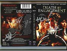 Death By Engagement DVD signed by P.J. Soles + 9 other cast/crew