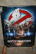 GHOSTBUSTERS ANSWER THE CALL GENUINE MOVIE POSTER SONY COLOMBIA MOTION  PICTURES