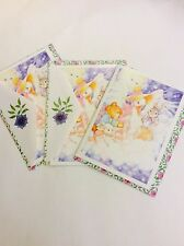 Vintage New Baby Greeting Cards Blank Congratulations Cards Stationery