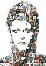 David Bowie - Through Time - A4 Photo Print