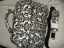 VERA BRADLEY FANFARE WEEKENDER TRAVEL CARRY-ON OVERNIGHT BAG NWOT SUPER SALE!