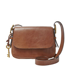 "Fossil ZB6759 ""HARPER SMALL"" Saddle Crossbody Hand Bag ZB6759200"