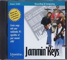 Jammin Keys - Instantly Create Music - Brand New -  Fast Free Post