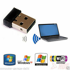 Mini Wireless USB ADAPTOR,300 MBPS,WiFi Adapter Dongle WIN1