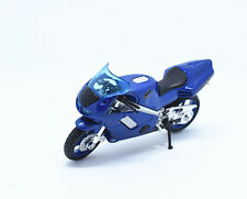 1:18 Welly Honda NR Motorcycle Bike Model Blue