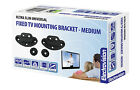 Television Monitor Home Office Ultra Slim Universal TV Wall Mounting Bracket