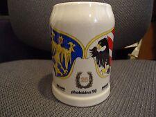 German Beer Stein PHOTOKINA 98 - NEW Condition