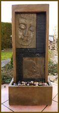 BUDDHA Relief Brunnen / Zimmerbrunnen 80 cm ho.Wasserfall Asiatika *NEU*