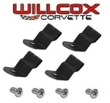 68-77 CORVETTE DOOR PANEL CLIP SET 4 PCS
