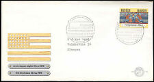 Netherlands 1976 American Revolution FDC First Day Cover #C27583