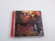 The House of The Dead 2 Dreamcast Japan Ver