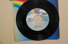 KELLY WILLIS Get Real / Heaven's Just A Sin Away MCA NEW  45