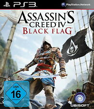 "PS3-Spiel ""Assassin's Creed IV: Black Flag -- Bonus Edition"" (60 min. extra) TOP"