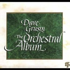 Dave Grusin Orchestral album (1994, UK) [CD]