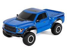 TRA58094-1-BLUE Traxxas 2017 Ford Raptor RTR Slash 1/10 2WD Truck (Blue)