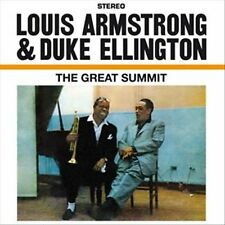 The Great Summit by Duke Ellington/Louis Armstrong (CD, Nov-2011, Essential...