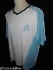 T.shirt de football OLYMPIQUE de MARSEILLE OM ADIDAS Taille 3XL