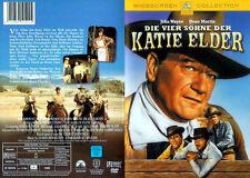 Die vier Söhne der Katie Elder, Western-Klassiker mit John <b>Wayne,Dean</b> Martin - s-l225