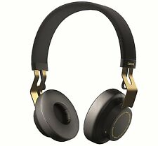 MOVE Wireless Gold Bluetooth headphones Jabra Free Shipping With Tracking