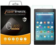 Supershieldz Tempered Glass Screen Protector For Amazon Fire HD 8 (2016)