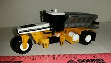 1/64  ERTL TOY CUSTOM AGCO TERRA GATOR 1803 FLOATER W/ NEW LEADER DRY SPREADER