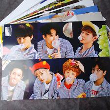 K-POP NCT U 127 DREAM 12cut Posters Collection 12PCS Bromide + A3 Photo Sticker