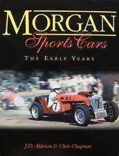 BOEK/LIVRE : MORGAN SPORTS CARS - THE EARLY YEARS voiture de collection,oldtimer