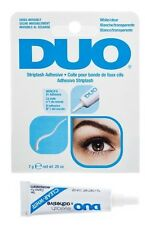 DUO Striplash Fake Eyelashes Stick Lash Adhesive Glue CLEAR