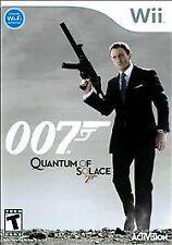 James Bond 007: Quantum of Solace (Nintendo Wii, 2008)