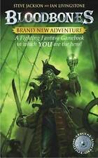 Bloodbones (Fighting Fantasy), Livingstone, Ian, Jackson, Steve, Excellent Book