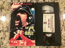 CAN'T STOP THE MUSIC RARE VHS 1980 STEVE GUTTENBERG, VILLAGE PEOPLE DISCO COMEDY