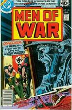 Men of War # 12 (Gravedigger, Enemy Ace)(Dick Ayers, Howard Chaykin) (USA, 1979)