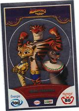 Vignette de collection autocollante CORA Madagascar 3 n° 82/90 - Cirque Zaragoza