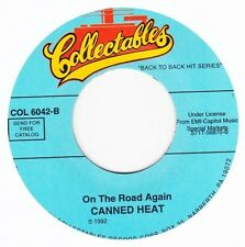 "Canned Heat - On The Road Again / Going Up The Country - 7"" US Vinyl 45 - New"