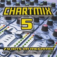 Chart Mix 5 (1999) Wamdue Project, Ann Lee, Chicane, Hermes House Band,.. [2 CD]